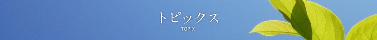 トピックス Topix