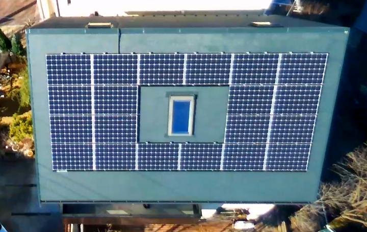 群馬県 K様 長州太陽光発電システム4.92kW 三菱エコキュート